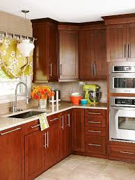 Best Finish For Kitchen Cabinets Best 25 Cherry Cabinets Ideas On Pinterest Cherry Kitchen