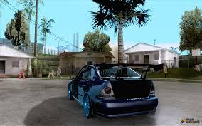 custom 2003 lexus is300 lexus is300 for gta san andreas