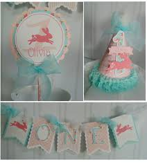 bunny shabby chic rabbit smash cake rabbit banner easter spring