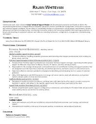 Technical Experience Resume Sample by It Resume Examples And Samples Qualifications And Technical Skills