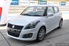 new generation of suzuki swift sport