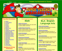 super teacher worksheets grade 5 maths worksheets aquatechnics biz