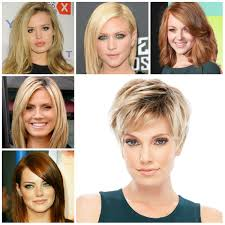 short haircuts for fat faces pics short hairstyles for round faces 2017 hairstyles ideas