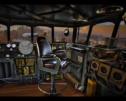 steampunk airship interior airships on pinterest steampunk airship
