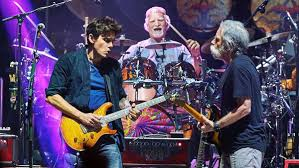 Comfortable Lyrics John Mayer Potent Brew John Mayer Adds A Kick To The Grateful Dead