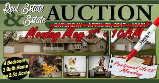 upcoming events u2013 real estate u0026 estate auction u2013 diamond s auctions
