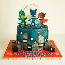 pj masks birthday cake wedding cakes cape town sugar tree cakerie