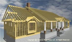 wooden house plans the economy of wood cost saving construction building article