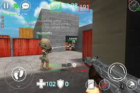 mod for online game critical strikers online fps apk mod android apk mods