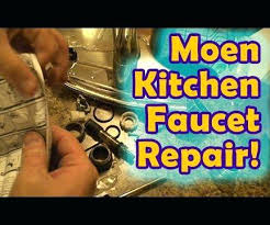 replacing a moen kitchen faucet cartridge repair moen kitchen faucet songwriting co