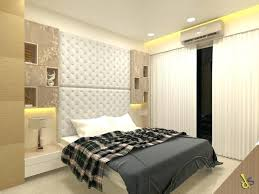 bed back wall design back wall design bed room interior view bed room having