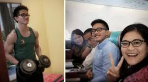 profil gibran jokowi kaesang pangarep putra bungsu jokowi yang jadi idola remaja