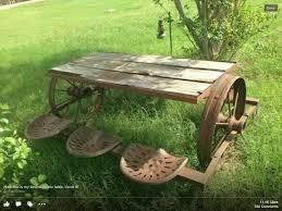 Rustic Wooden Garden Furniture Cool Picnic Table Idea Garden Pinterest Picnic Tables