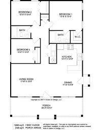 ranch house floor plans open plan 3037 sq ft 6b4b w study min space house plans by korel home