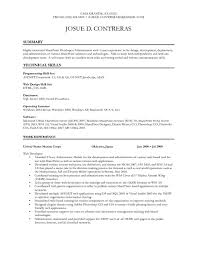 Pl Sql Developer Sample Resume by Related Free Resume Examples Qc Officer Data Analyst Iii Software