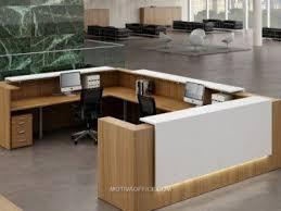 modern contemporary reception desk furniture european italian