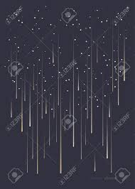 meteor shower minimal design background in portrait format