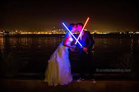 wars wedding rings an epic wars themed wedding wars wedding starwars and