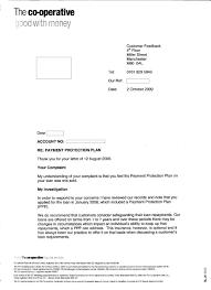 ppi claim letter template for credit card 3 best u0026 professional