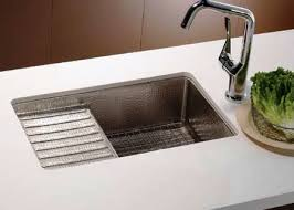 Standard Size Double Bowl Kitchen by Kitchen Beautiful Undermount Kitchen Sinks With Drainboard