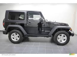 2009 jeep wrangler rubicon black 2009 jeep wrangler rubicon 4x4 exterior photo 56760042