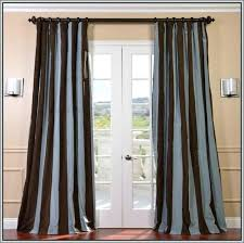 blue and red curtains coffee and navy color block curtains light