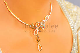 wedding necklace designs swarnamahal jewellers sri lankan wedding necklace tbrb info