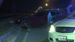 illinois state police search for driver after crash in madison