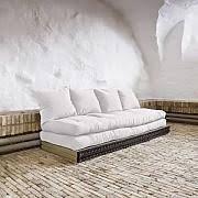futon azur futon azur canap礬 d angle comparer les prix et offres pour