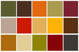 fall color pallette autumn color palette autumn palette created by lisa all about