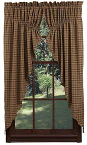 Primitive Curtians by Barrington Prairie Curtain By Nancy U0027s Nook For Victorian Heart
