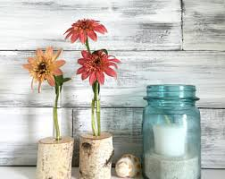 Test Tube Flower Vases Test Tube Bud Vases U0026 Unique Home Decor By Lynettesart On Etsy