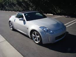 nissan 350z hr for sale 2006 nissan 350z silverstone roadster