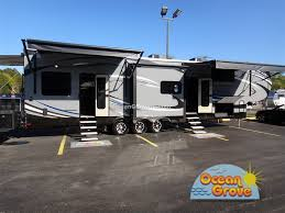 5th Wheel Awnings Jayco Seismic Fifth Wheel Toy Hauler King Of The Toy Hauler Hill