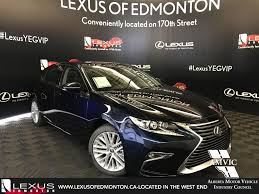 used lexus for sale alberta used 2017 lexus es 350 4 door car in edmonton ab l13414