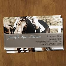 equestrian stationery equestrian business calling cards the