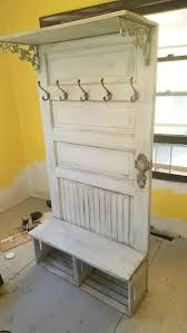 This Old House Entry Bench Old Door Home Ideas Pinterest Doors House And Mud Rooms
