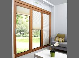 Best Blinds For Patio Doors Decor Blinds For Sliding Doors With Two Blind Guys Window
