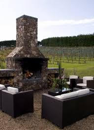 Patio Fireplace Kit by Outside Fireplace With Pizza Oven Deck Design And Ideas
