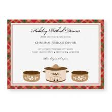 potluck invitation wording template best template collection