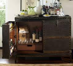 Victuals Bar Cabinet Ludlow Trunk Bar Cabinet My Home And Garden Pinterest Bar