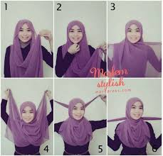 tutorial jilbab remaja yang simple 35 cara memakai jilbab pashmina simple kreasi terbaru 2017