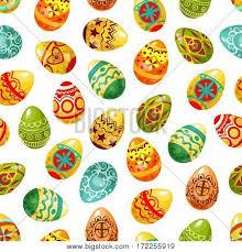 easter egg ornaments easter egg seamless pattern vector photo bigstock