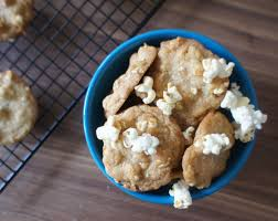 The Smitten Kitchen Cookbook by Salty Buttery Popcorn Cookies Biscuitwallah