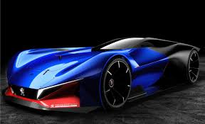pejo car peugeot l500 r hybrid concept peugeot sports car youtube