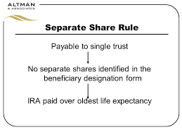 Single Life Expectancy Table by Estate Planning For Retirement Plans Ppt Download