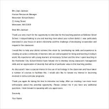 you template freesample thank you letter templates sample thank