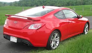 2010 hyundai genesis coupe gas mileage hyundai genesis coupe review and photos