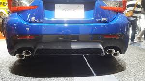 2016 lexus is clublexus lexus 2016 rc f exhaust tip clublexus lexus forum discussion