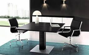 Square Boardroom Table Saint Evo Italian Design Square Meeting Table Small Office